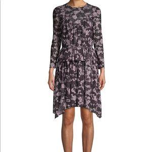 BRAND NEW REBECCA MINKOFF JOJO FLORAL DRESS - 2
